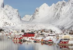 These Are 28 Of The Most Picturesque Winter Towns In The World. | facebook