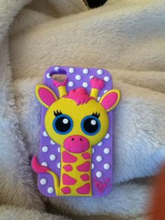 Giraffe case from JUSTICE