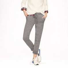 Collection cashmere sweatpant - j.crew cashmere - Women's Women_Special_Shops - J.Crew