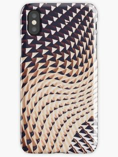 Bronze abstract design, metal stud pattern with a unique feel. • Also buy this artwork on phone cases, apparel, stickers, and more.
