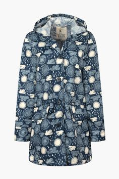 So that summer showers would never get the better of us again, Seasalt designed this totally waterproof but very packable mac. Perfect for summer!