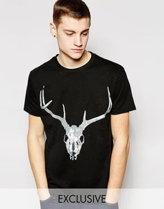 D-Struct Stag T-Shirt