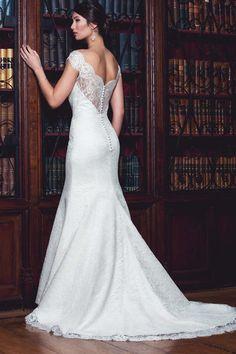 dress - Augusta Jones - The Dress Bridal - Teddington