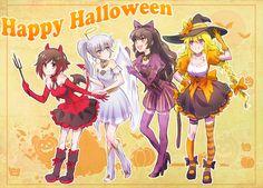 RWBY Halloween