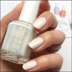 Essie Sweet Soufflé - Summer 2017 Collection