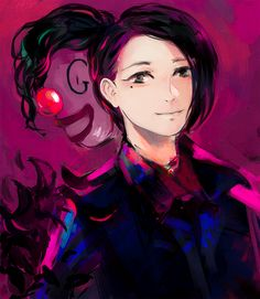 Tokyo Ghoul:re Furuta Nimura Tokyo Ghoul Furuta, Nimura Furuta, Ayato Kirishima, Deadman Wonderland, Good Manga, Kaneki, Bad Timing, Anime Art, Anime Neko