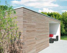 moderne terrasoverkapping met lekkere loungeset