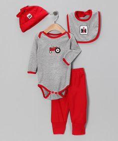 International Harvester kids clothing - ADORABLE!! Oh my god if Franklin has anything to say about this, I'm pretty sure our son will have it!