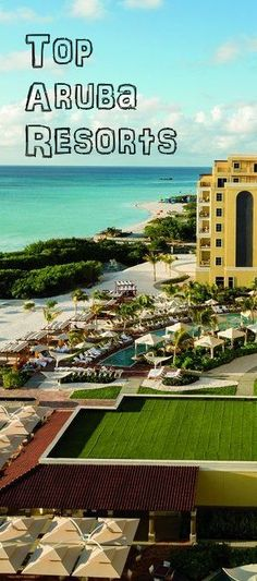 The Aruba Luxury Resort Top 5 List. A description of the best resorts on the island and what people are saying about them. Aruba All Inclusive, Aruba Resorts, Negril, Best Resorts, Luxury Resorts, Family Resorts, Snorkelling, Caribbean, Island