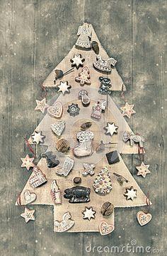Idee alternative per un albero di Natale eco sostenibile! - #Natale #Xmas #decorazioni