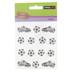 Hobbycraft Football Card Toppers