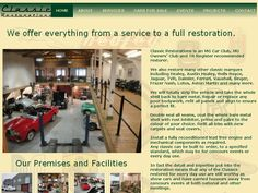 Classic Restorations (Sales) Ltd.