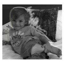 My beloved first born (photo by Johanna Mantovani)