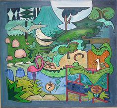 Gerald Shepherd: Landscape On Reflection