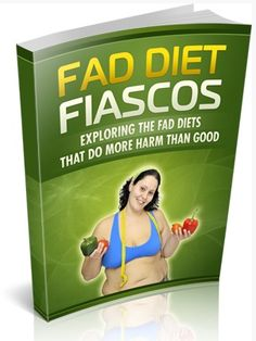 Fad Diet Fiasco  Usually, bad fad diets promise easy and quick weight loss and are mainly based on consuming more of one kind of food and not another. While there are people who get instant results from these diets, the results are unfortunately not sustained. Sticking to this kind of diet will cause the development of nutritional deficiencies in your body.