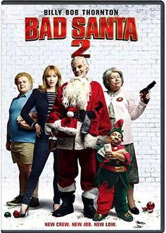 Billy Bob Thornton & Kathy Bates & Mark Waters-Bad Santa 2
