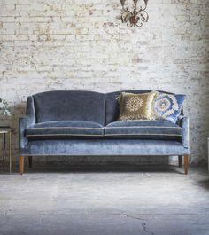 202 Best Blue Sofa images in 2019 | Living Room Furniture ...