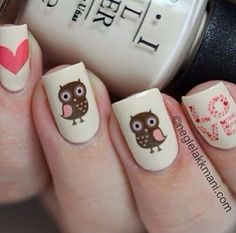 Owls!!! Love these!