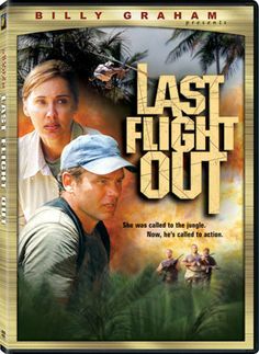 Last Flight Out - DVD | New Movie from Billy Graham! | $13.98 at ChristianCinema.com