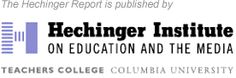 """Hechinger Report 