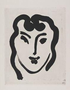 jakeisg:  Henri Matisse: portrait for bathroom