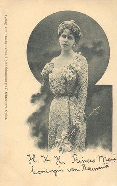 Queen Marie of Romania Gallery / Princess Marie of Romania Postcard