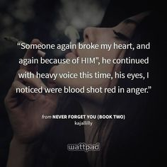 Never Forget You, My Heart Is Breaking, His Eyes, The Voice, Books, Libros, Book, Book Illustrations, Libri