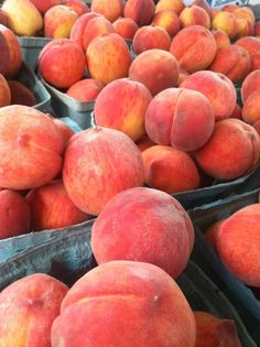 peaches 2012  Sweet and Juicy