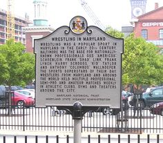 Wrestling in Maryland,  Baltimore City