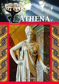 Athena by Tammy Gagne (Mitchell Lane Publishers)