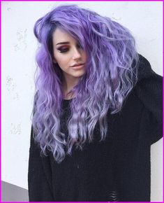 This article is all about how to choose the best shade of lavender for your hair, how to take care of your lavender hair, how to match your outfit and makeup to your purple hairstyles, and last but not least, I have 60 lavender hair color ideas coming up! Lavender Hair Colors, Lilac Hair, Hair Dye Colors, Hair Color Shades, Pastel Hair, Black Ponytail Hairstyles, Black Kids Hairstyles, Summer Hairstyles, Cool Hairstyles