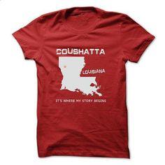 Coushatta-LA08 - #hoodie dress #sweater nails. GET YOURS => https://www.sunfrog.com/LifeStyle/Coushatta-LA08.html?68278