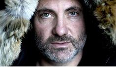 Actor, Kim Bodnia, from the Danish TV series, The Bridge