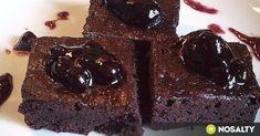 Brownie gyorsan kakaósan recept képpel. Hozzávalók és az elkészítés részletes leírása. A brownie gyorsan kakaósan elkészítési ideje: 13 perc