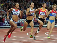 Jessica Ennis Hill, Lolo Jones, Sports Awards, Athletic Body, Olympic Champion, Track And Field, Make Sense, Olympic Games, Olympics