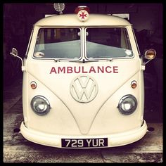 Now thats a cool campervan!