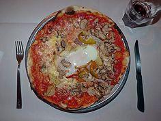 Pizzeria Baffetto (Roma) para Moverelbigote. Mejor pizza del mundo