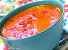 Homemade Sweet chili saus - Elin Larsen