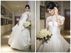 Vestido de noiva Atelier Fernando Peixoto