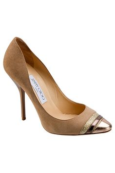ca7ab178563 Jimmy Choo - Shoes One - 2014 Pre-Fall Tan Brown Shoes