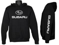 Subaru Hoodie Many Colors