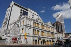 a yellow mark [Malaysia]