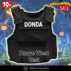 #Halloween Hot offer Get 70% #TvSeries Donda #KanyeWest Black Vest. #HalloweenSale #Halloween #Sale #2021 #OOTD #Style #Cosplay #Costum #men #fashionstyle #women #vest #shopnow #Clothes #Cotton #discountoffer #outfit #tvseris #onlineshopping #discount #buymypremium #celebrities #offers #fashion #movie