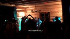 bara bara na weselu z zespołem adamsband