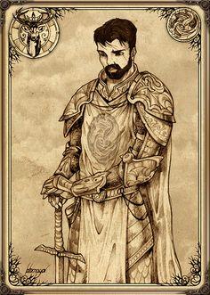 Orys Baratheon by Feliche.deviantart.com on @DeviantArt