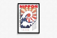 Nippon Exhibition Poster on Behance