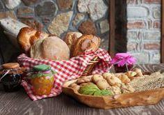 Αρτοσκευάσματα Περέκ.Ψημένα σε φούρνο με ξυλα