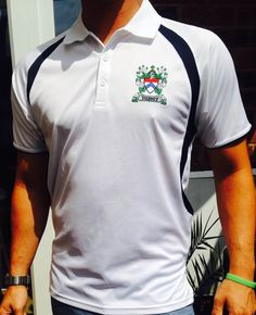 GAMEGEAR Cooltex Riviera. Have your Society or Family Coat or Arms EMBROIDERED or PRINTED onto your garment. Check our Website for the range of colours and sizes www.crestconnections.com