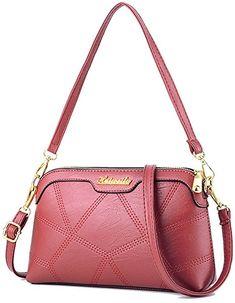 Amazon | 【G-AVERIL】PUレザー素材 殻バッグ欧米ファッション女子斜めかけハンドバッグ ハンドバッグ斜め掛けバッグフレッシュ韓風ファション潮流バッグ レディース おしゃれ | ハンドバッグ