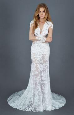 Sexy Atelier Eme wedding dress 2016 collection